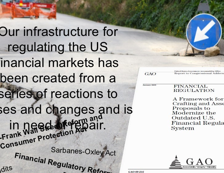Most changes come from regulators and standard sett  Us – Associations         Them – Federal & State  MACPA & AICPA      ...