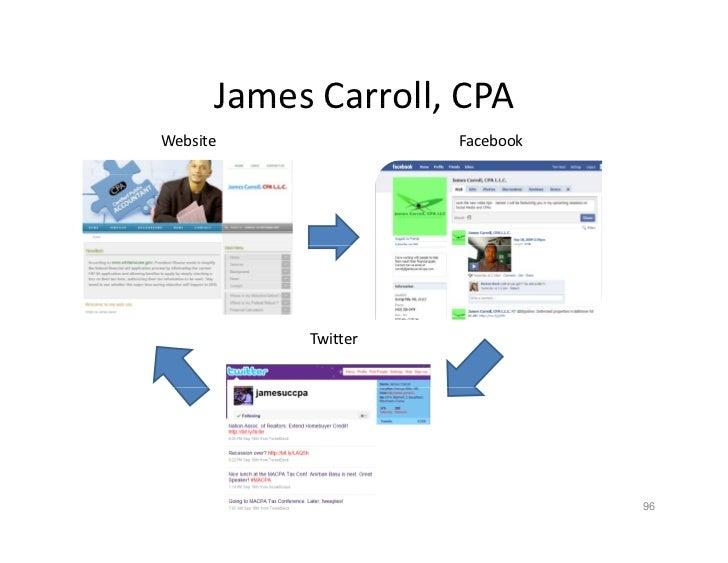 JamesCarroll,CPA       James Carroll, CPA Website              Facebook                Twitter                          ...