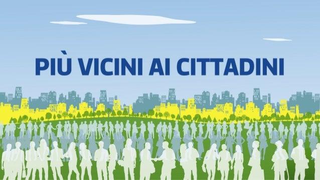 Piu vicini ai cittadini - I temi delle Europee 2014