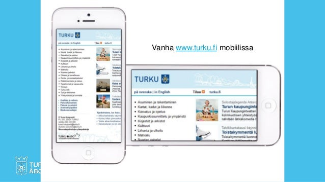 Esittäjän nimi 3 Vanha www.turku.fi mobiilissa