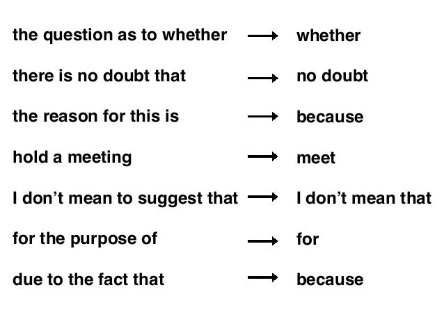 Pivorak How to write better sentences in English