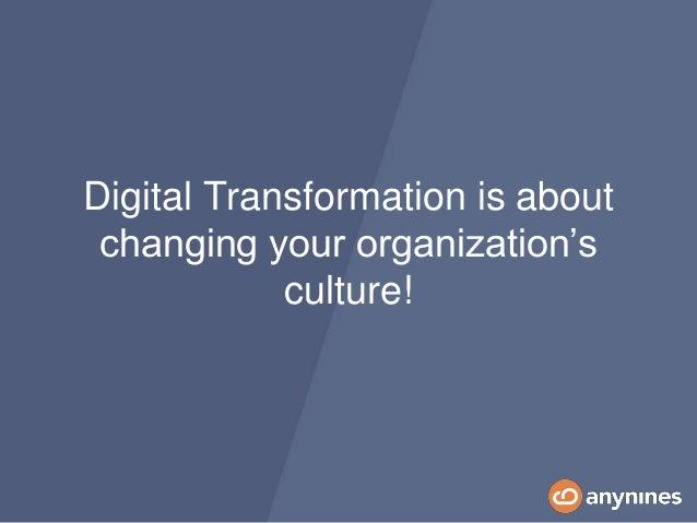 digital transformation case study pdf