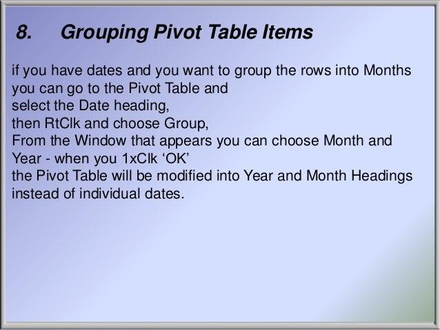 Pivot tables c01