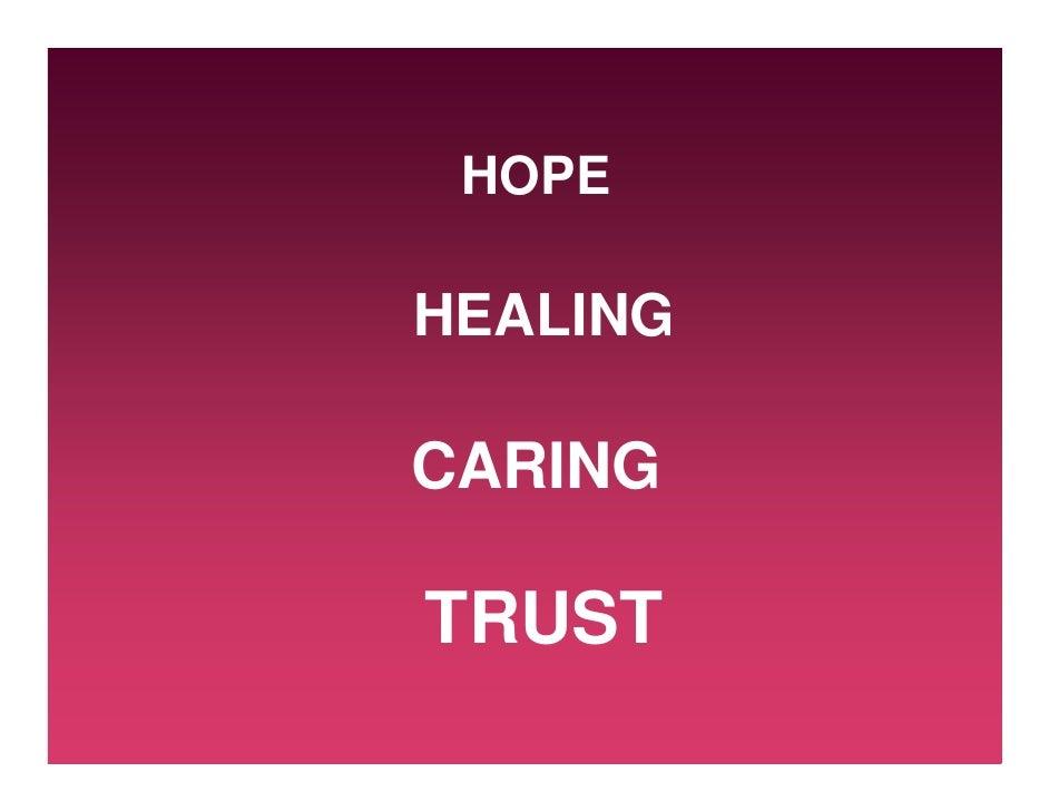 HOPE  HEALING  CARING  TRUST