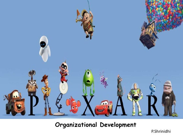 Organizational Development                             P.Shrinidhi