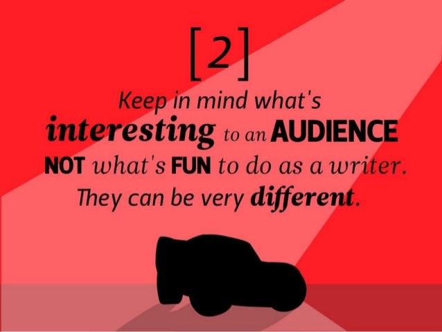 Pixar's 22 Rules to Phenomenal Storytelling Slide 3