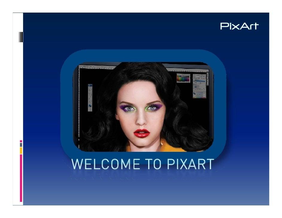 Welcome to PixArt<br />