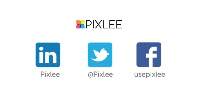 Pixlee @Pixlee usepixlee
