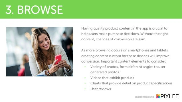 Having quality product content in the app is crucial to help users make purchase decisions. Without the right content, cha...