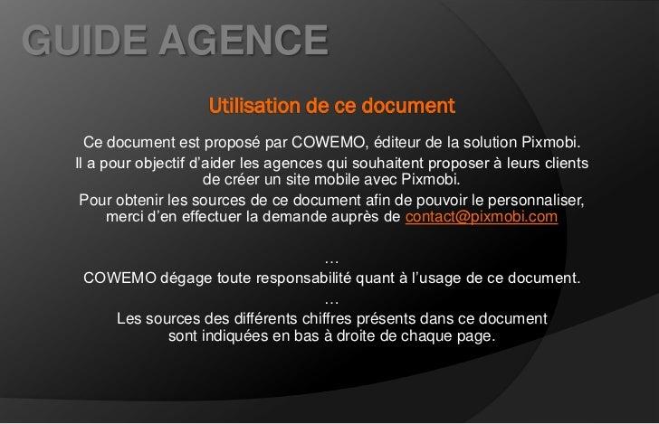 Pixmobi - Guide agences Slide 2
