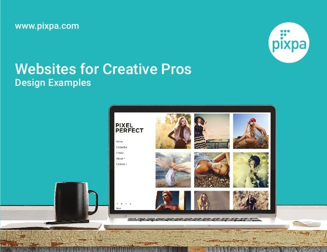 Websites for Creative Pros Design Examples