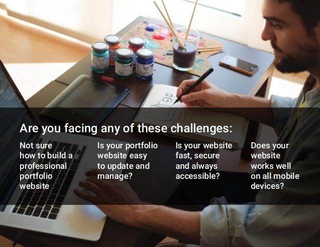 Pixpa - Websites for Creative Pros Slide 2