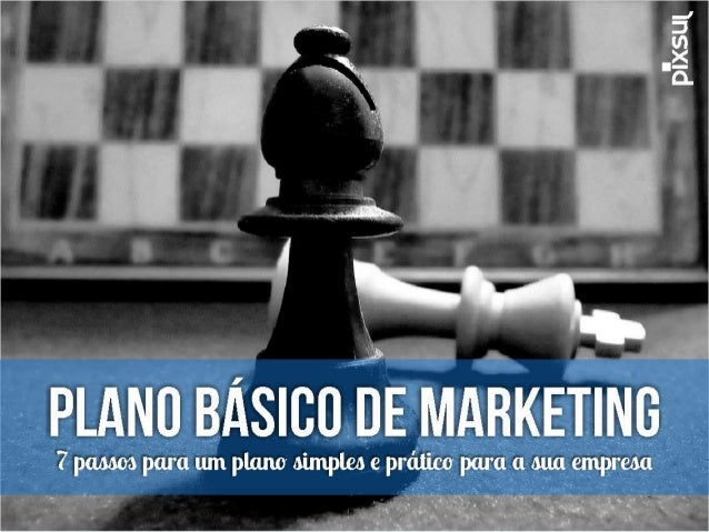 Plano de Marketing em 7 Passos