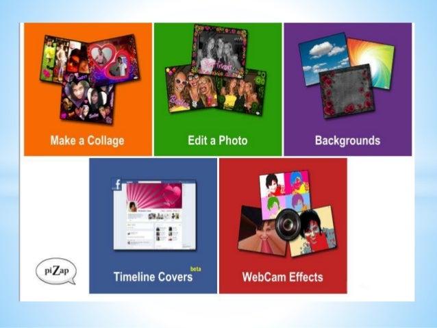 * piZap * edição de fotos! * Filtros coloridos vibrantes * Toneladas de disposições de colagem! * Milhares de diversão, et...