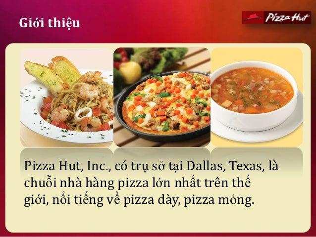 DIRECT MARKETING: PIZZA HUT