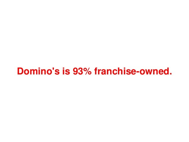 Pizza Delivery In Mexico Mo Domino S Store Franchise Owner Facts