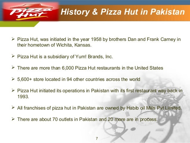 external factor evaluation of pizza hut That quality service can be defined as to evaluate and determine how soundly a   service quality and factor of satisfaction and rate of patronage in pizza hut in  ( yoo & park, 2007) identified in his research that internal customers play a.