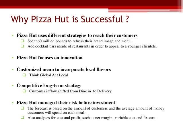 pizza hut case study ppt