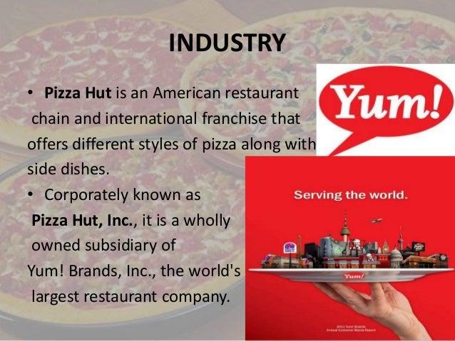 Pizza hut inc