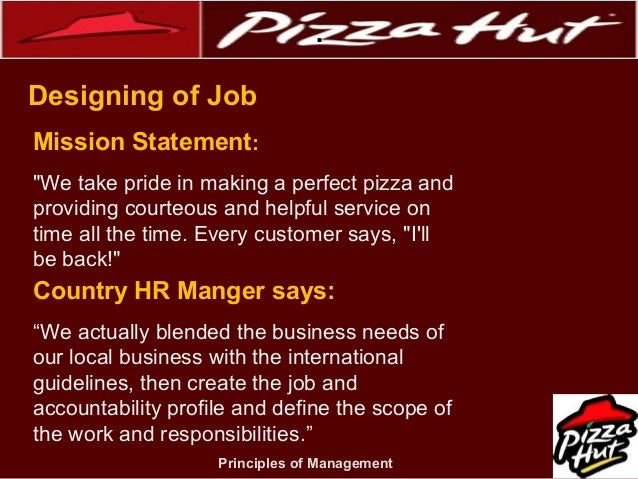 Pizza hut work from home jobs