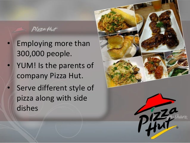 """global business environment of pizza hut """"we are excited to see pizza hut open here, and we hope that this is  as  zimbabwe seeks to increase us and international business and."""