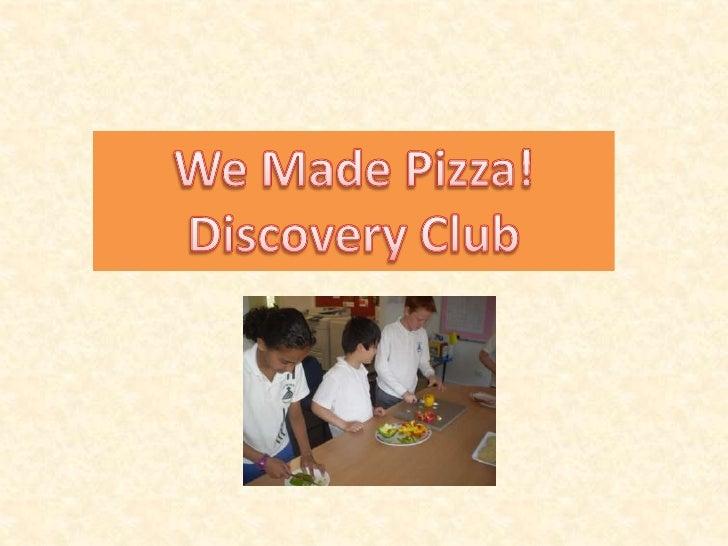 Pizza Slideshow