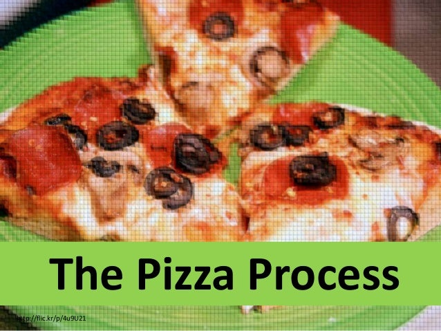 http://flic.kr/p/4u9U21The Pizza Process