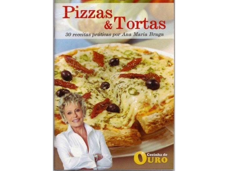 Pizzas e tortas