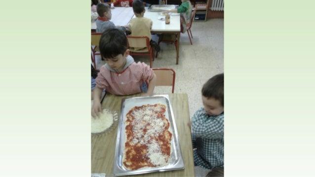 Les pizzes de les Marietes i els pollets 2015
