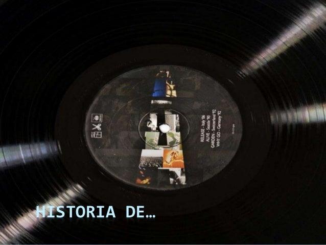 HISTORIA DE…