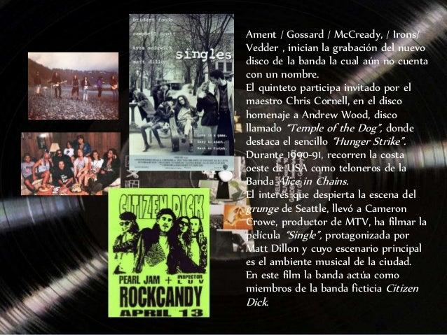Ament / Gossard / McCready, / Irons/ Vedder , inician la grabación del nuevo disco de la banda la cual aún no cuenta con u...