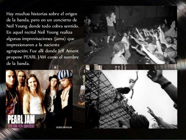 Hay muchas historias sobre el origen de la banda, pero en un concierto de Neil Young donde todo cobra sentido. En aquel re...