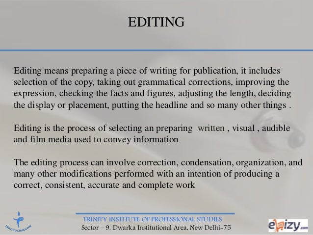 Condensation Editor And Make To As Summing Essays The
