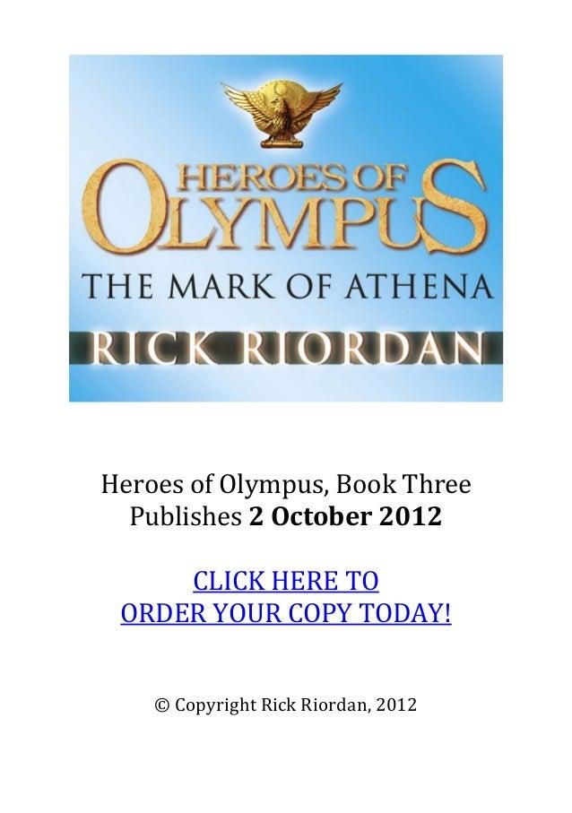 HeroesofOlympus,BookThree ...