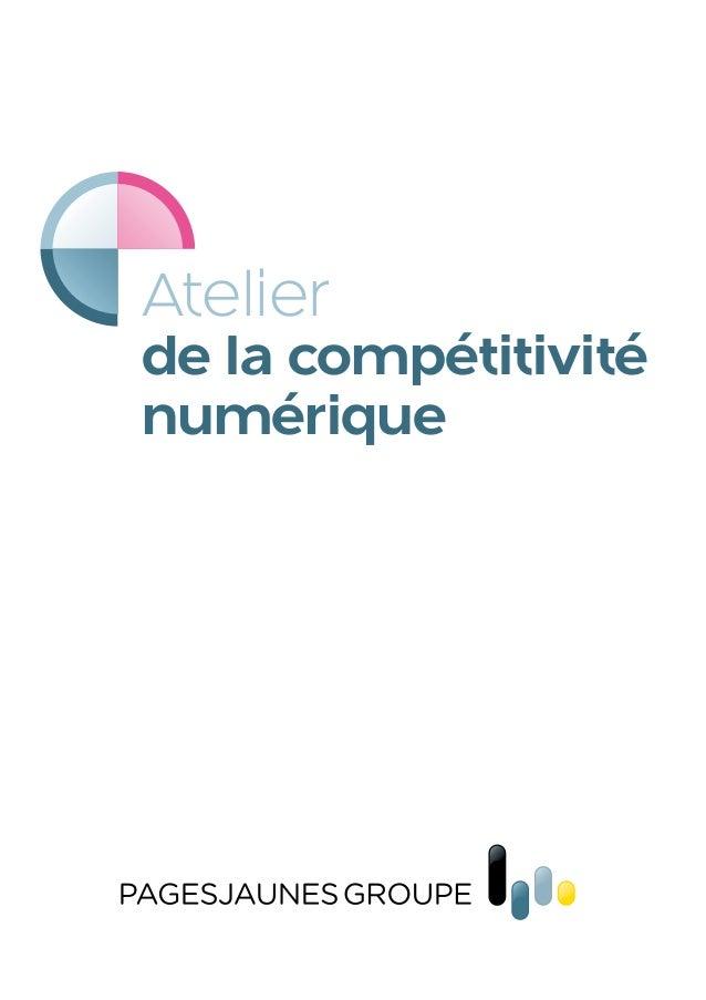 Atelier de la compétitivité numérique