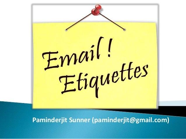 Paminderjit Sunner (paminderjit@gmail.com)