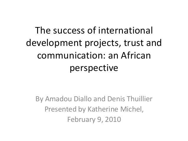urbanization in africa essay