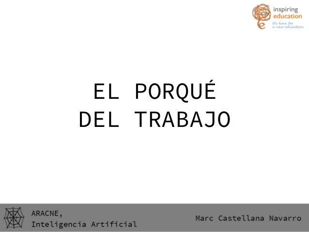 ARACNE: asistente de voz, inteligencia artificial en el trabajo de investigación de Bachillerato Slide 2