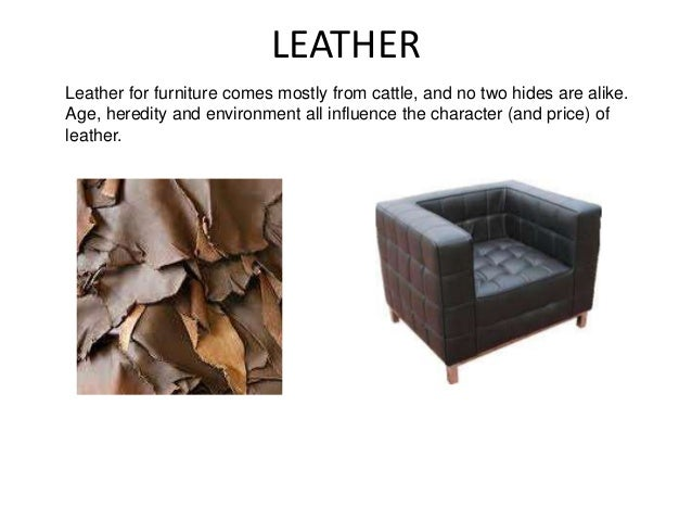 Natural Materials Mostly Used In Creation Of Synthetic Materials