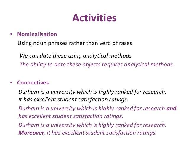 Development of Corpus Based Activities to improve the academic writin…