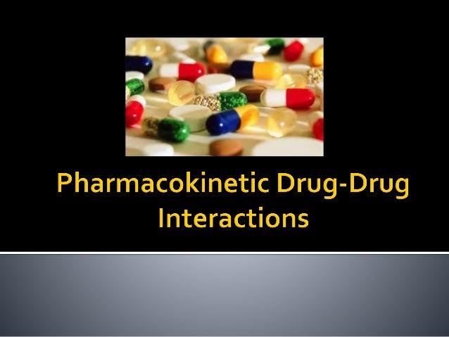  Epidemiology and categorization of DDI  Mechanisms of DDI  Pharmacokinetic mechanisms 2