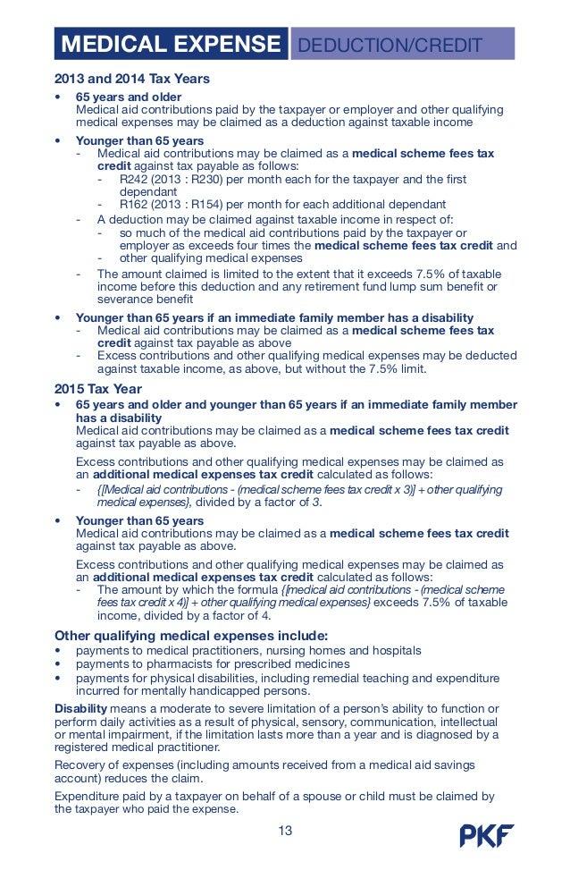 south african tax guide 2013 rh slideshare net PKF Accounting Firm PKF Construction Company