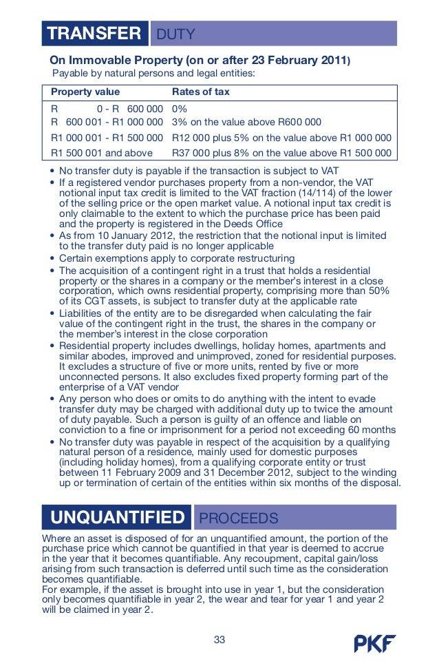 south african tax guide 2013 rh slideshare net Pkf Studios Machine-Gunned PKF Construction Company