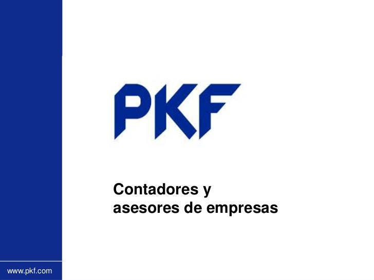 Insert client logo here                          (or delete box)              Contadores y              asesores de empres...