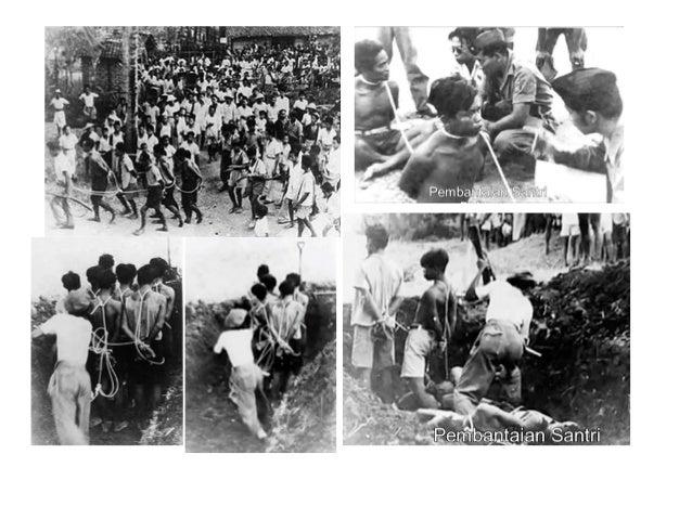 Pembantaian Ulama, Santri, Anggauta TNI dan Pejabat Sipil berlangsung selama 2 minggu