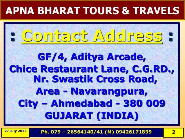 Bharat Tours And Travels