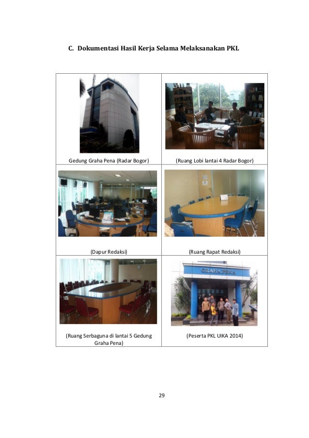 Contoh Format Foto Dokumentasi Proyek Ilmusosial Id