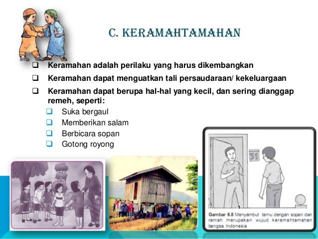 Media ppt. PKn materi ciri khas bangsa Indonesia