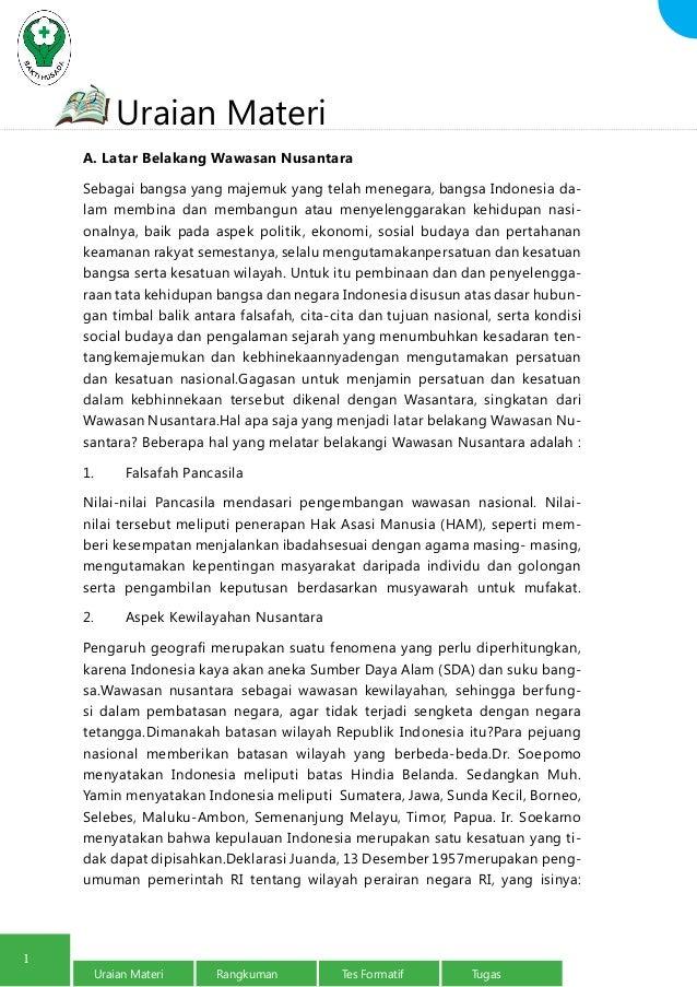 10 Contoh Wawasan Nusantara Di Masyarakat Dosensosiologi Com