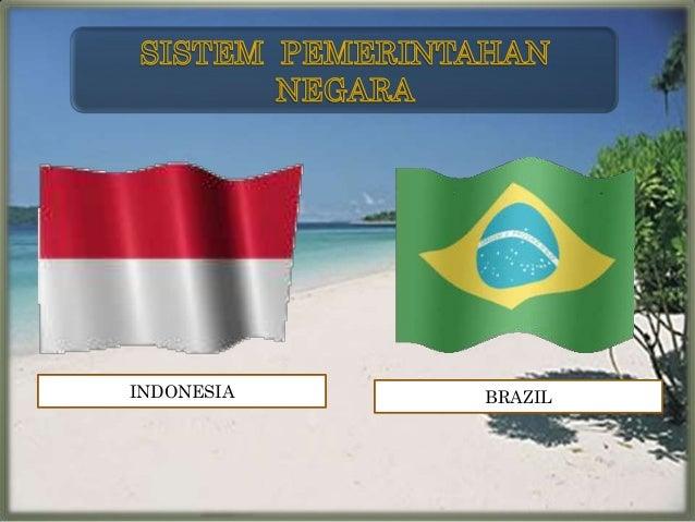 INDONESIA   BRAZIL